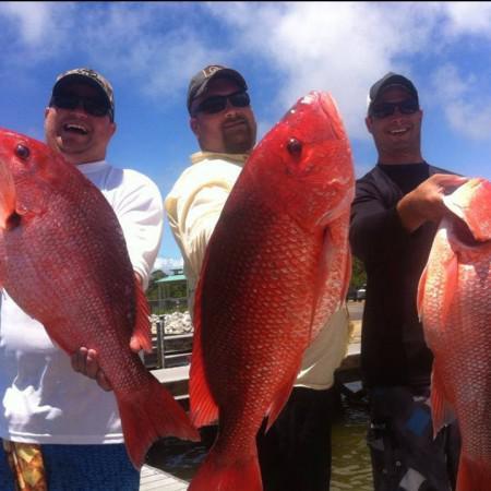 red-fishing